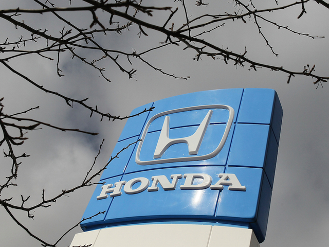Honda Accord and Civic are ranked top cars stolen in US