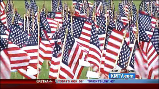 WATCH LIVE: Memorial Day ceremony in Omaha