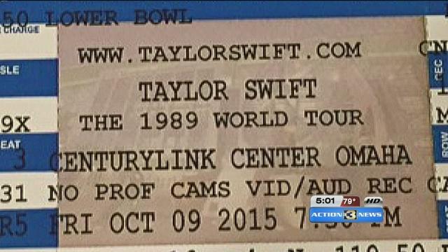 Taylor Swift  Tour Omaha Tickets