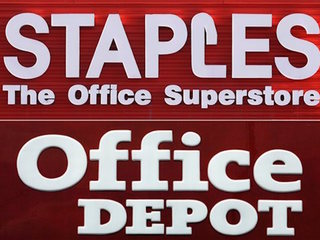 FTC trying to block Staples/Office Depot deal