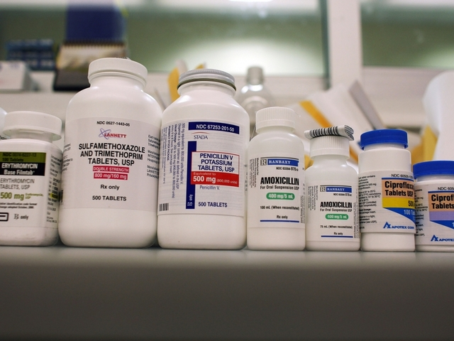 The Development of New Drugs Isn't Matching the Pace of Antibiotic Resistance