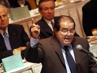 Supreme Court justice Antonin Scalia found dead