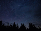 Orionid meteor shower overshadowed this year