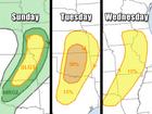 US weather: Tornado outbreak possible next week
