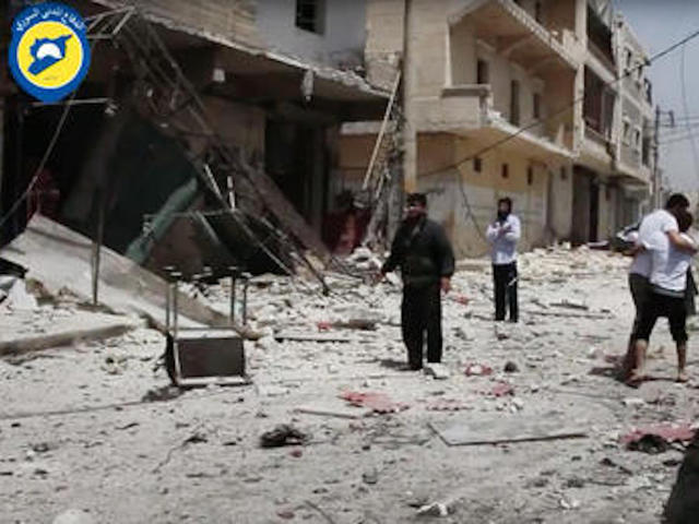'Where's the outrage?' MSF condemns attack on hospital in Syria