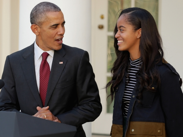 First daughters defend Malia Obama after viral videos