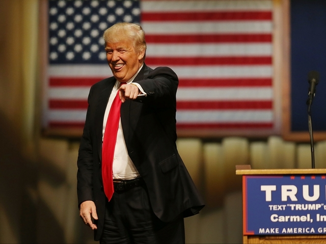 Donald Trump coming to Omaha Friday afternoon