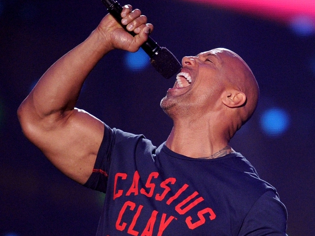 A campaign committee wants The Rock to run for president