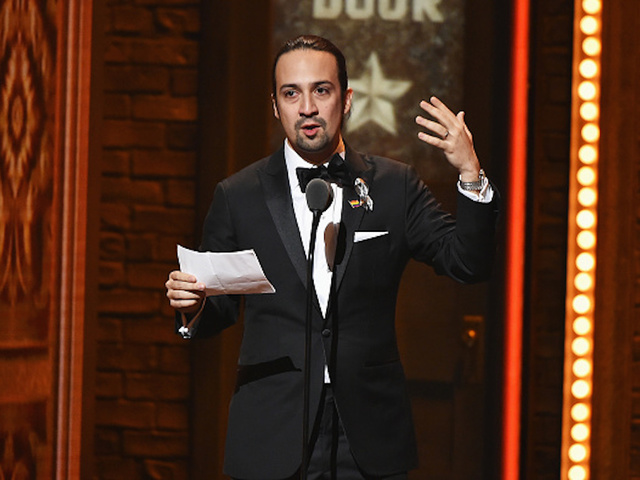 Hamilton creator leaves Tony Awards audience in tears with touching Orlando tribute