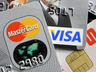 What an unexpected credit card could mean