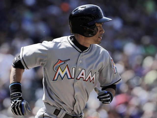 Marlins' Ichiro Suzuki reaches 3000 Major League Baseball hits with triple