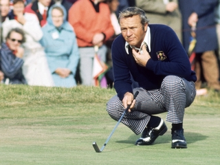 Gold legend Arnold Palmer dies at 87
