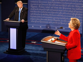 Good news: Trump-Clinton debate not a spectacle