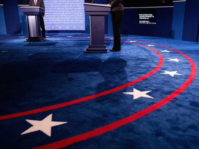 WATCH LIVE: First Presidential Debate from NY