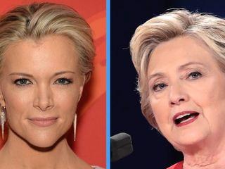 Megyn Kelly rips Hillary Clinton in a tweet