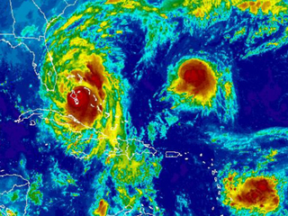 How Hurricane Matthew could hit Florida twice