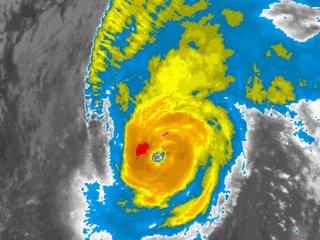 Hurricane Nicole is rare for three reasons