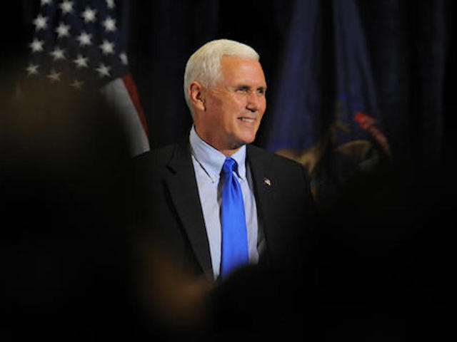 Watch Live: Mike Pence rally in Omaha