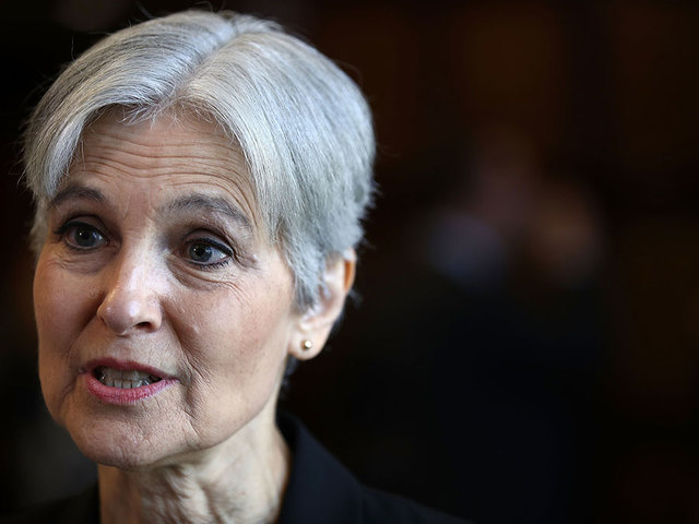 Green Party candidate Jill Stein sues for hand recount in Wisconsin