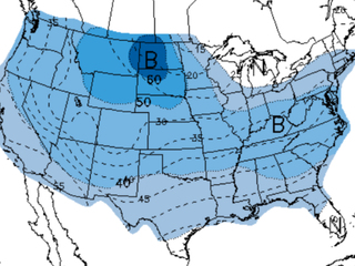 Meteorological winter is off to a cold start