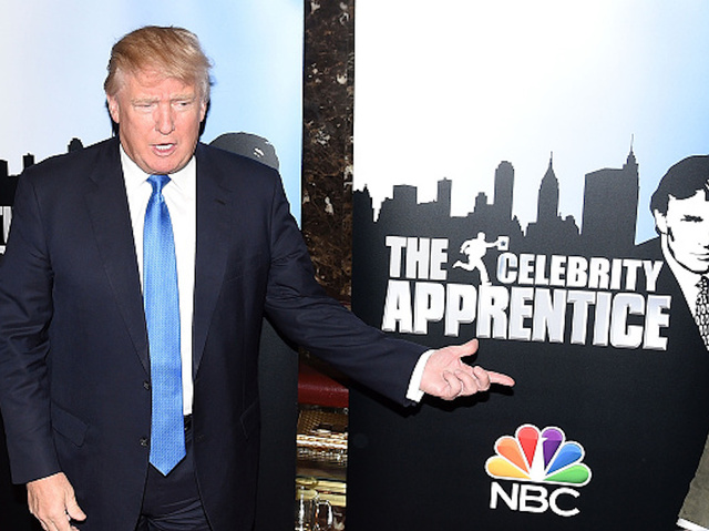 Donald Trump will remain executive producer on new 'Celebrity Apprentice'