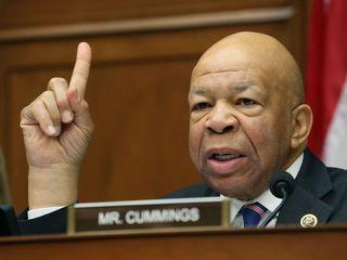 Trump to meet with black caucus, Rep. Cummings