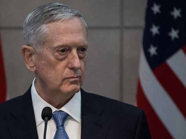Mattis: US Nuclear Triad Must Be Maintained