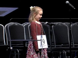 5-year-old headed to National Spelling Bee