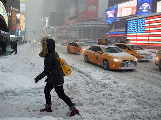 Snowstorm to bring blizzard to Northeast