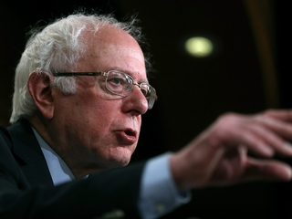 Trump: Clinton, Dems 'colluded' against Sanders