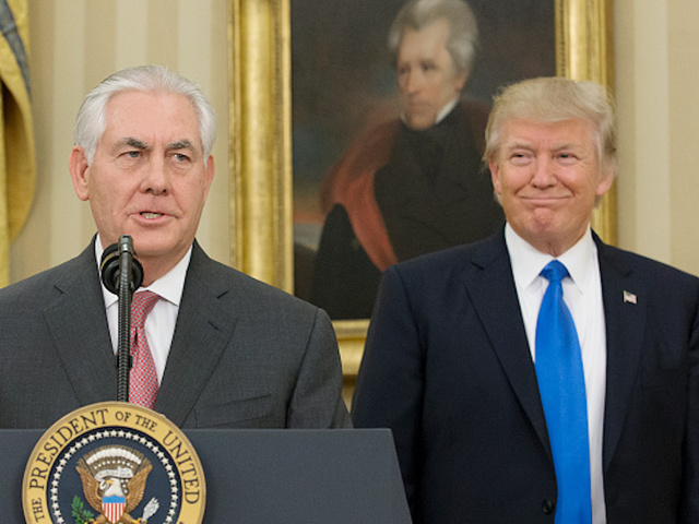 Tillerson: US in direct contact with North Korea