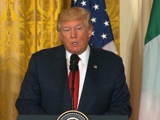 Trump addresses Paris incident in tweet