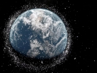 ESA warns about risks of satellite collisions