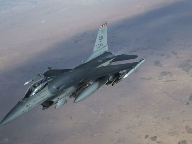 Terror group in Syria, killed many ISIS in airstrikes