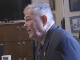 Congressman confirms FBI spy warning