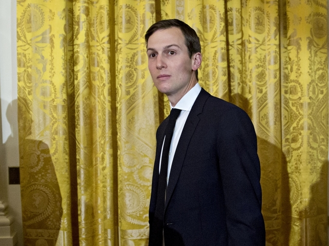 Special counsel Mueller investigating Jared Kushner's finances
