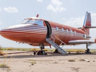 Plane owned by Elvis Presley sold at auction