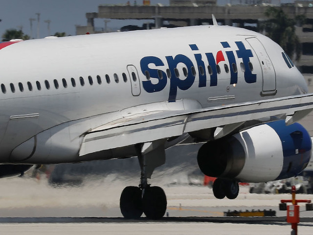 Watch Spirit Passengers Take Action As Woman Gives Birth Mid-flight