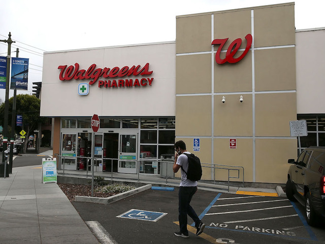 Walgreens gets regulator's nod to buy Rite Aid stores