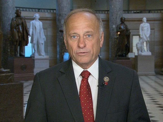 Steve King: Build border wall with funds from Planned Parenthood, food stamps