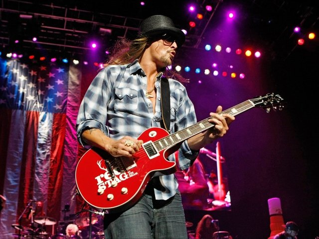 Kid Rock says he is not running for Senate in MI