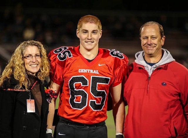 Penn State fraternity member charged with student's death deleted video, detective says