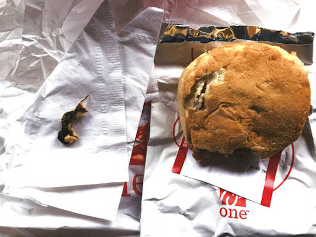 Customer Claims Chick-fil-A Baked a Rodent Into Her Sandwich Bun
