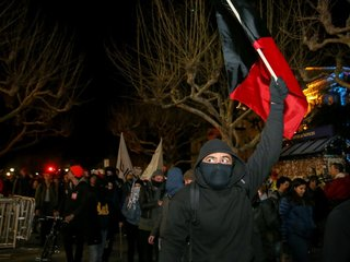 Petition seeks to name 'antifa' terrorist group