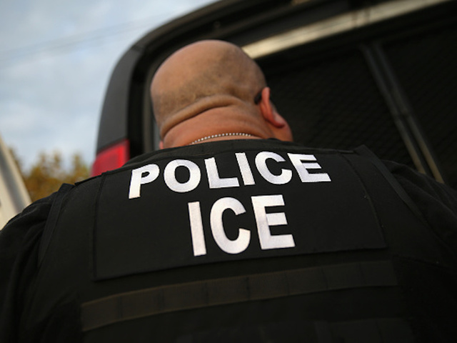 ICE: No immigration ops in Harvey-hit areas