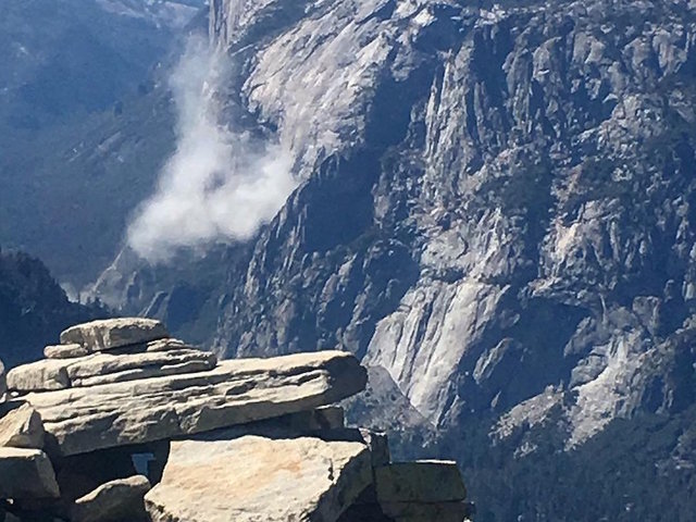 Victims in El Capitan rockfall Wednesday are from Great Britain