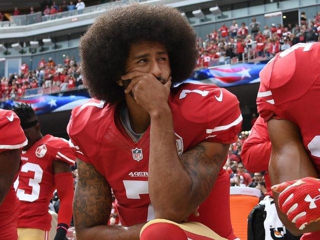 Colin Kaepernick to receive Sports Illustrated's Muhammad Ali Legacy Award