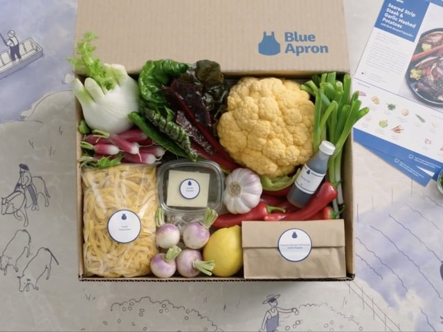 Blue Apron lays off 6 percent of its workforce