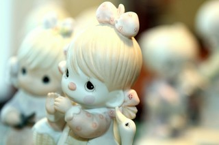 Precious Moments figurines could be worth