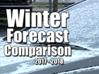 Which winter forecast will be most accurate?